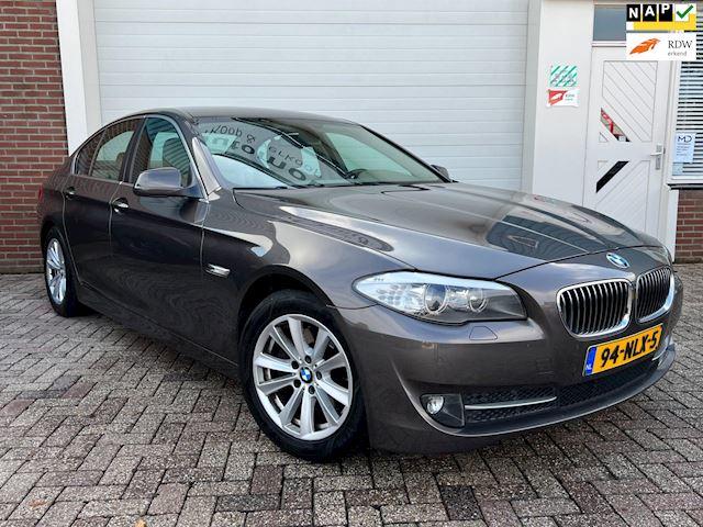 BMW 5-serie 523i High Executive/Leder/Navi/Xenon/LED