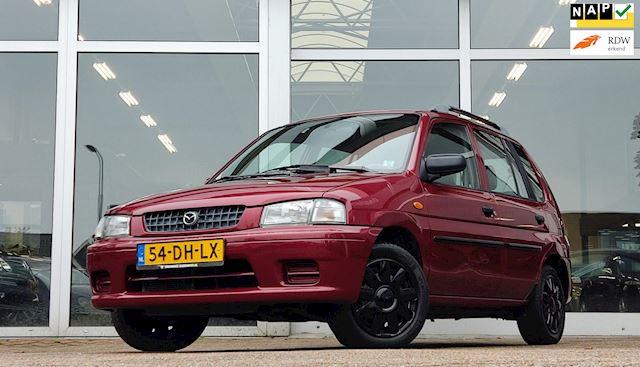 Mazda Demio 1.3i GLX Trekhaak  APK 16-11-2022