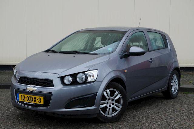 Chevrolet Aveo occasion - Autohuis Sappemeer