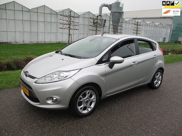 Ford Fiesta 1.25  5 Drs met Climate Control