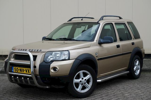 Land Rover Freelander Station Wagon occasion - Autohuis Sappemeer