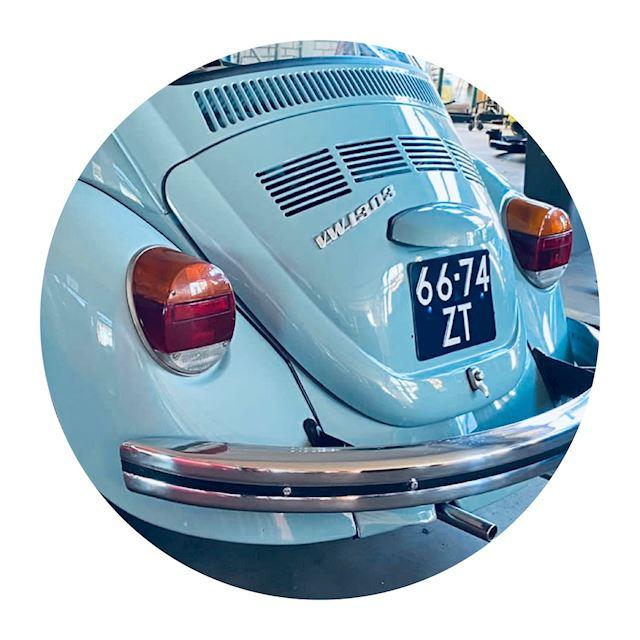 Volkswagen Kever 1303   Orig. Nederlands   ( APK Vrijgesteld )