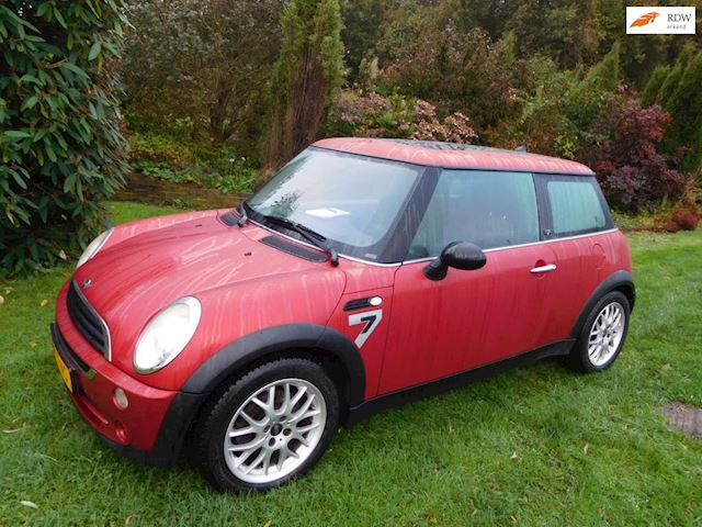 Mini Mini occasion - Theo Musch Auto's