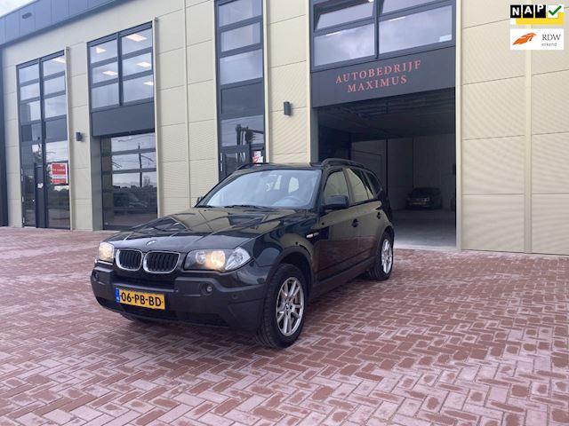 BMW X3 2.5i Executive