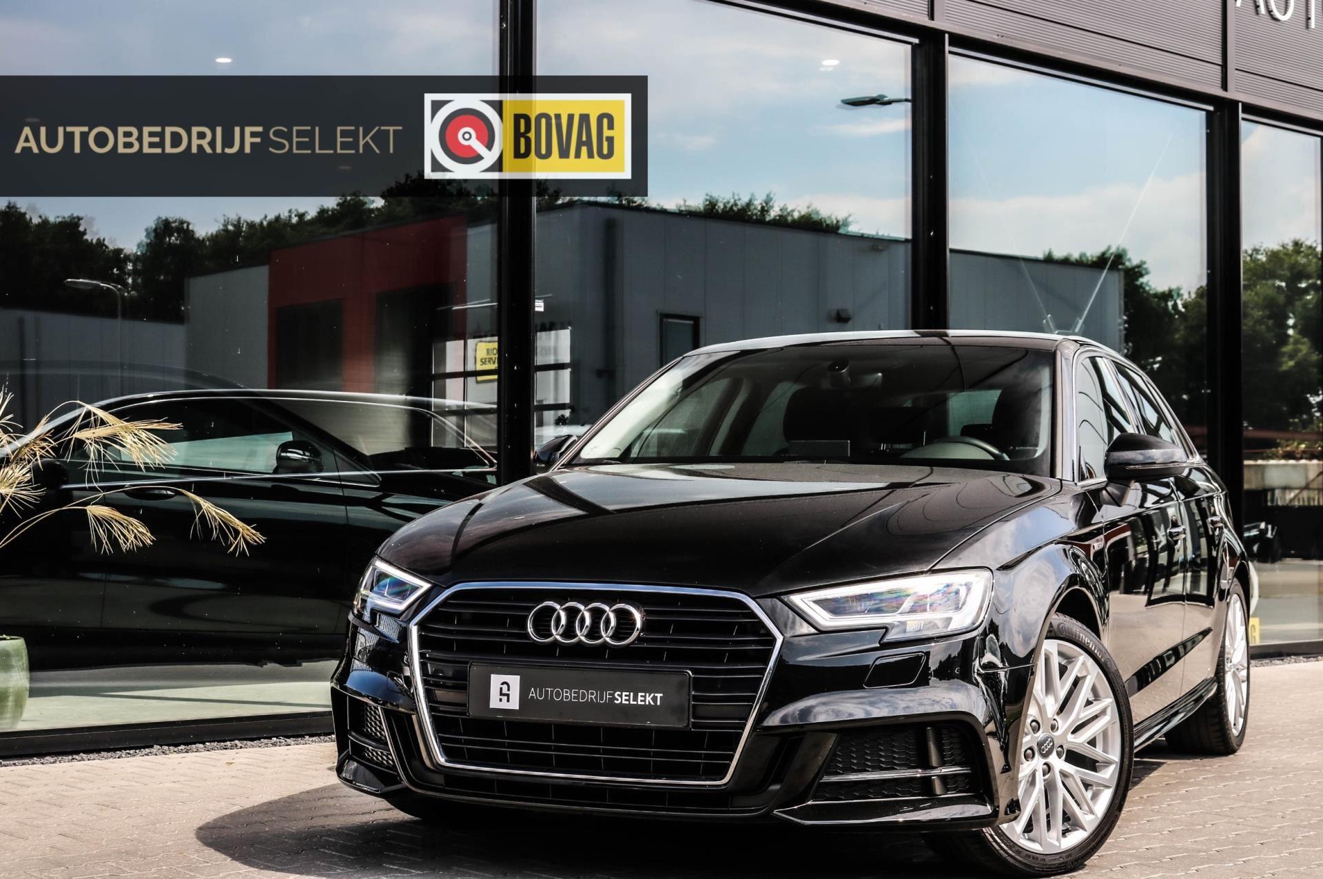 Audi A3 Sportback occasion - Autobedrijf Selekt B.V.