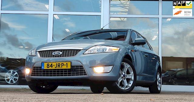 Ford Mondeo 2.0i 16V Titanium FlexiFuel Trekhaak Navi 17