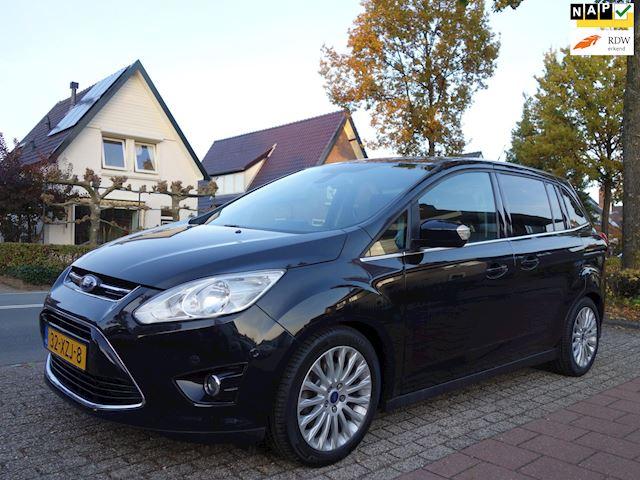 Ford Grand C-Max 1.6 EcoBoost Titanium Navigatie, NAP.